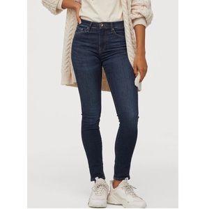Dark Denim Shaping Skinny Jeans